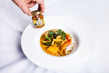 Koncentrat Curry 80g